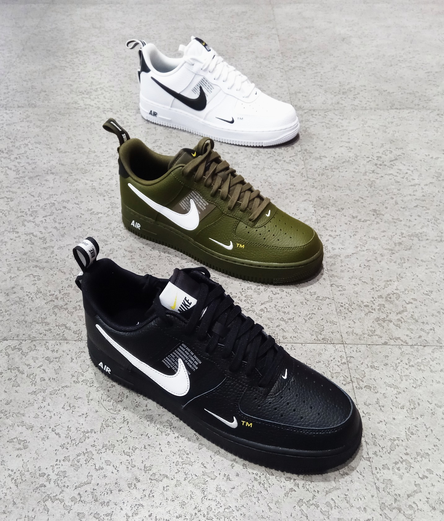 Nike Air Force 1 '07 LV8 Utility Sport Time
