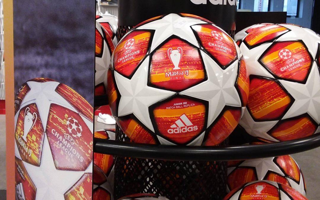 #pallone #finalemadrid2019 #championsleague