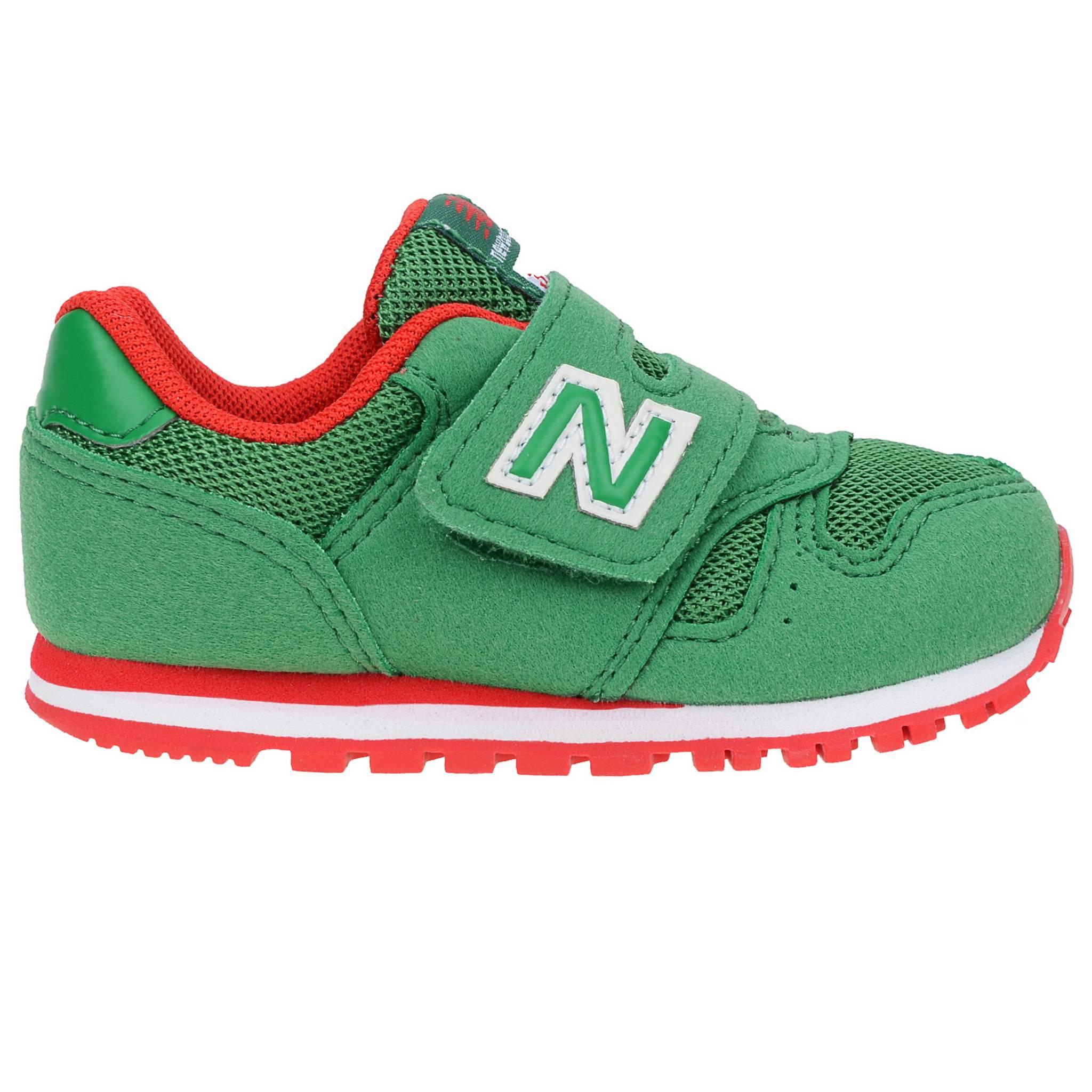 New Balance IV373GR sneaker unisex velcro